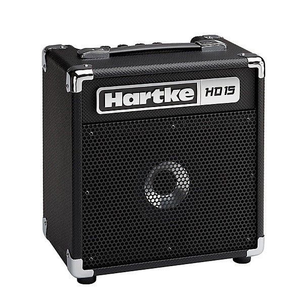 Hartke HD15 1x6.5inch 15-Watt Bass Combo Guitar Amplifier