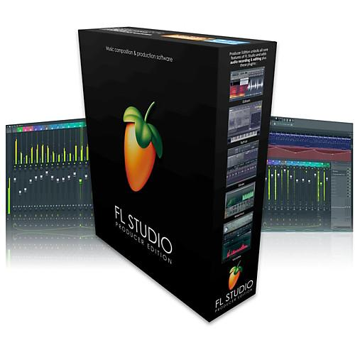 DJ Equipment Image Line FL Studio 12 Fruity Edition Audio