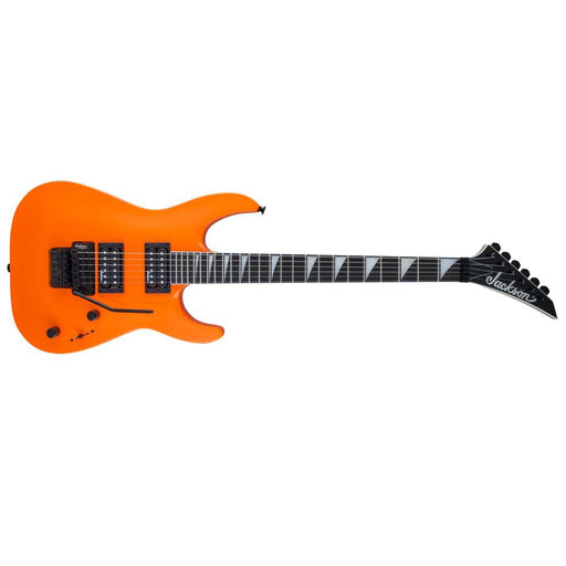 Jackson JS32 Dinky Archtop Electric Guitar - Rosewood Fretboard - Neon Orange - Open Box