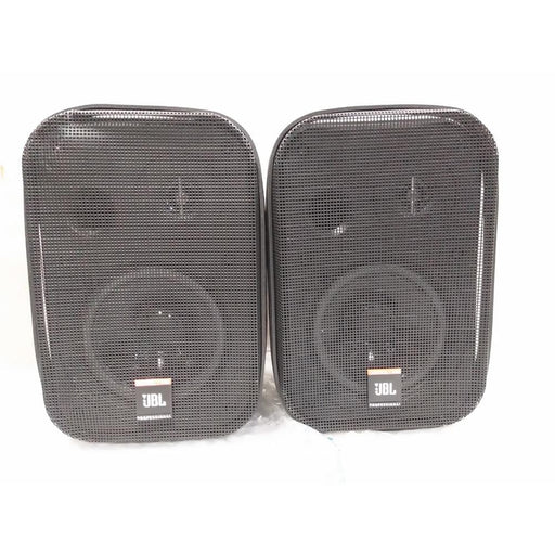 JBL C1PRO Control 1 Pro 150 Watts 2-Way Compact Loudspeaker - Pair - Open Box B Stock