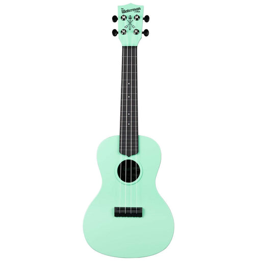 Kala KA-CW-BGN Sea Foam Green Concert Waterman Ukulele