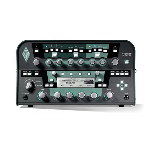Kemper Profiler Series Multi-Effects Power Amplifier Head
