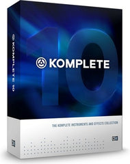 Native Instruments KOMPLETE 10 Production Suite - Update from V. 2-9