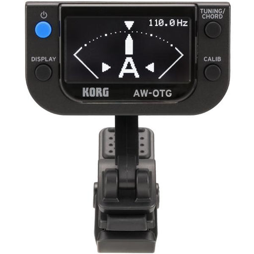 Korg AW-OTG Clip-On Tuner