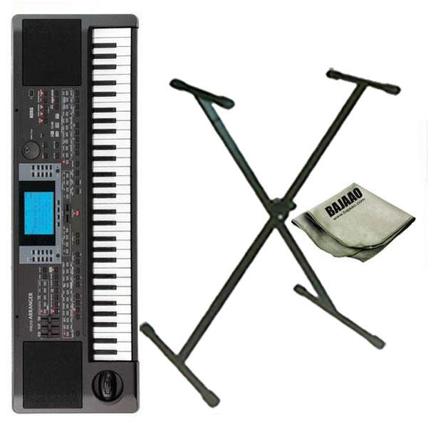 6158e0cd0a8 COM - Buy Korg Micro-arranger MAR-1 Arranger Keyboard with Stand and  Polishing Cloth Online India