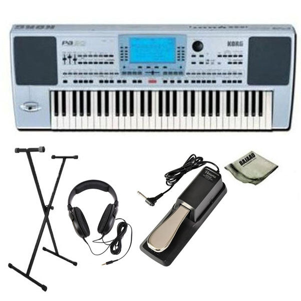 Bajaao Com Buy Korg Pa 50sd 61 Key Keyboard Pro Bundle Online India Musical Instruments Shopping