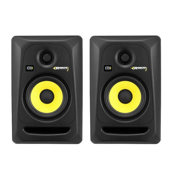 KRK ROKIT 5 G3 Powered Studio Monitors - Pair
