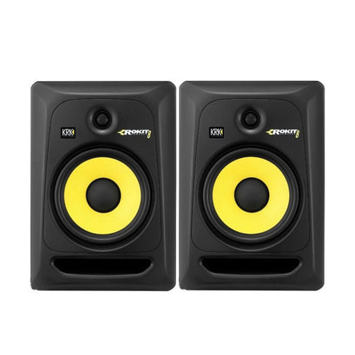 KRK Rokit 8 G3 Powered Studio Monitors - Pair