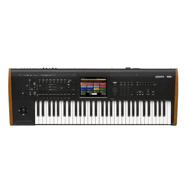 Korg KRONOS 2 61 Key Keyboard Synthesizer