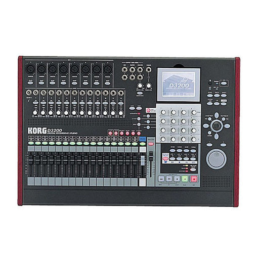 Korg D3200 32-Track Audio Workstation