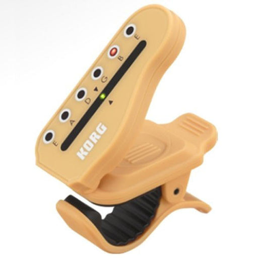 Korg HT-G1 Headtune Clip-on Guitar Tuner