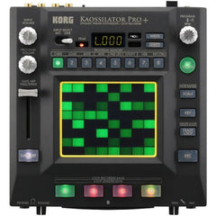 Korg Kaossilator Pro Plus Touchpad Phrase Synthesizer/Loop Recorder