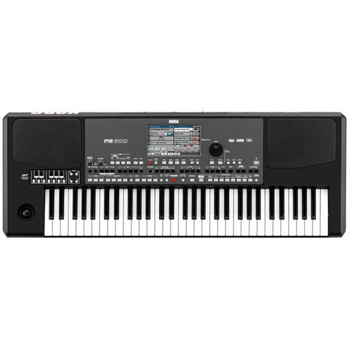 Korg PA600QT Quarter Tone Arranger Workstation