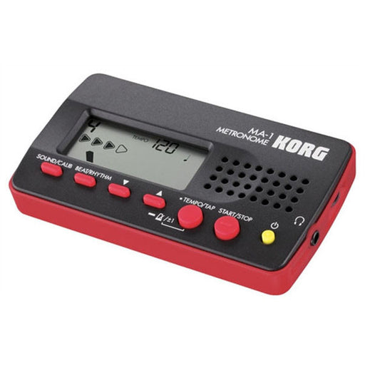 Korg MA-1 Digital Metronome - Black Red