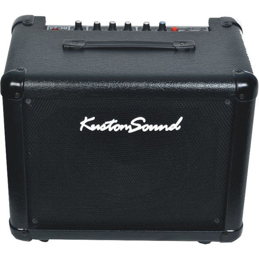 Kustom Sound BC25 25W Bass Combo Amplifier with Compressor