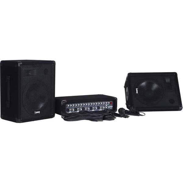 Laney CDPA2PA in a Box, Concept, 5 Channel 160W