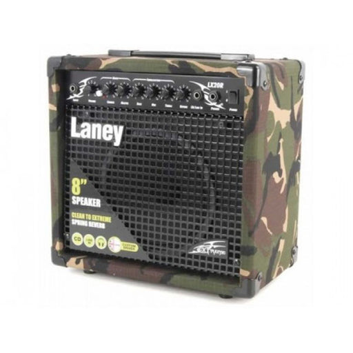 Laney Guitar Amp LX20RCAMO 20W with Camoflage Finish