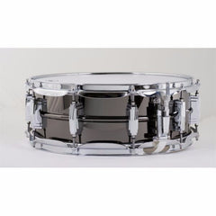 LB416 5X14 Brass Shell Black Beauty Snare Drum