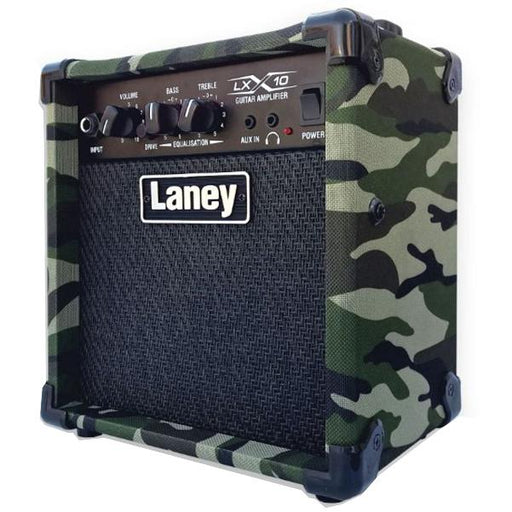 Laney LX10-CAMO 10W Combo Guitar Amplifier