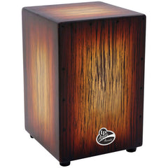 LP Aspire Accents Cajon, Sunburst Streak