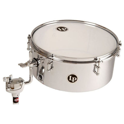 "LP  LP813-C 13"" Drum Set Timbale - Chrome"