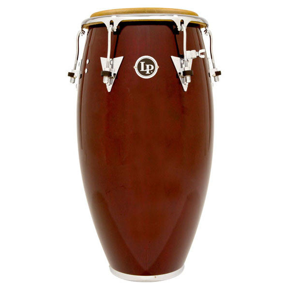 "LP LP522X-DW Conga Classic Model Wood 11"" Quinto - Wine Red/Chrome"