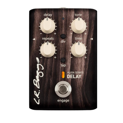 LR Baggs Align Series DELAY Effects Pedal