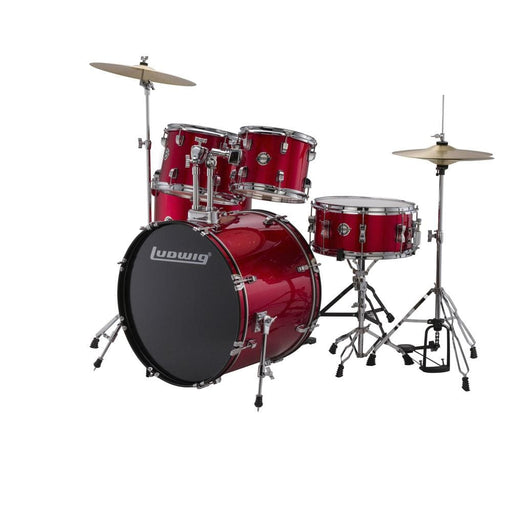 Ludwig Accent Fuse Acoustic Drum Kit - 5 Piece