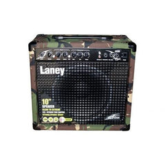 Laney LX35R Guitar Amplifer with Reverb - Camoflage