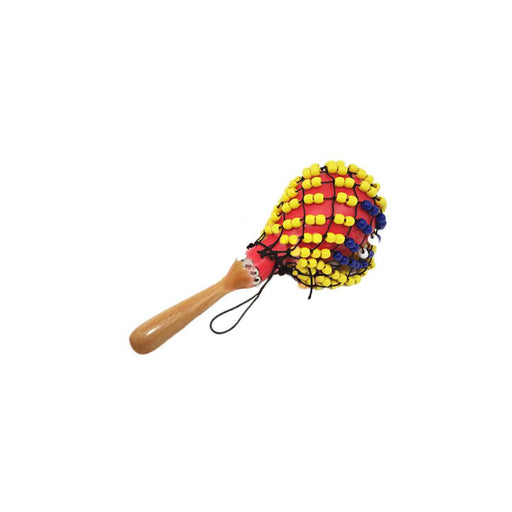 Pluto MA2B Soft Plastic Maracas with Beads