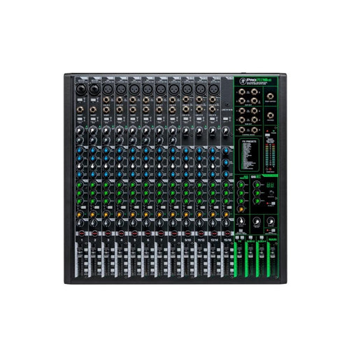Mackie ProFX16v3 16 Channel Professional Effect Mixer with USB