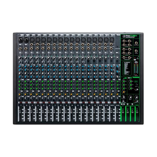 Mackie ProFX22v3 22 Channel Professional Effect Mixer with USB