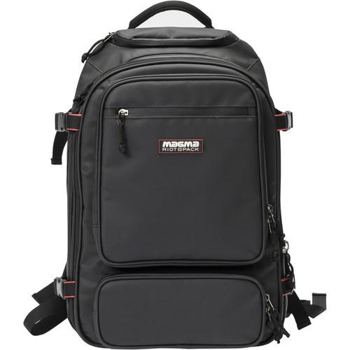 Magma Bags Riot DJ-Backpack - Open Box