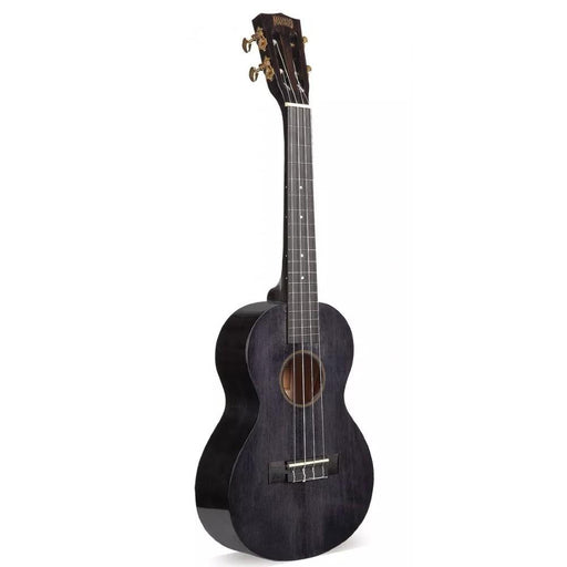 Mahalo MH3TBK Hano Series Tenor Ukulele With Bag- Transparent Black
