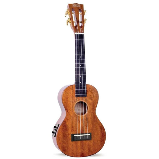 Mahalo MJ2CEVNA Concert Semi Electric Ukulele- Natural