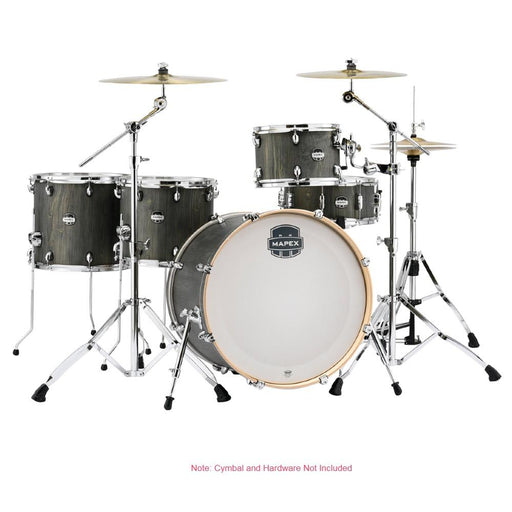 Mapex MA528SF Mars Series 5pcs Crossover Drum Shell Pack