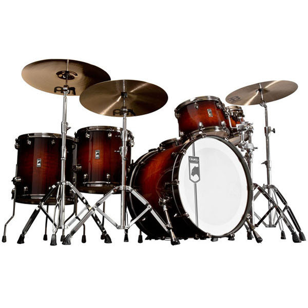 Buy And Review Mapex Black Panther Blaster 5pc Drum Set At