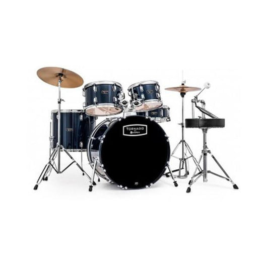 Mapex TND5254TCY Tornado 5 Pcs Drum Set - Royal Blue
