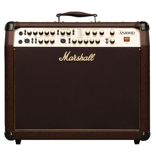"Marshall AS100D 50+50-watt 2x8"" 4-channel Acoustic Combo"