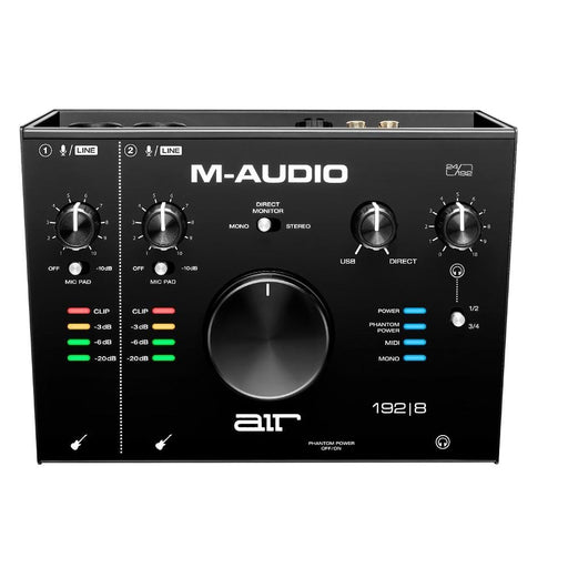 M Audio AIR 192 8 Midi Interface