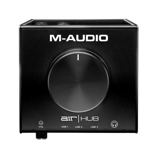 M-Audio AIR Hub USB Monitoring Interface With Built In 3 Port Hub-1
