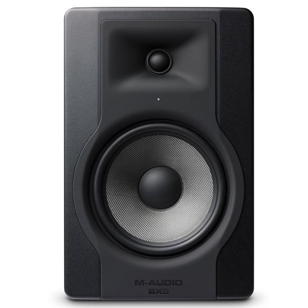 M-Audio BX8 D3 8-inch Powered Studio Reference Monitor – Pair