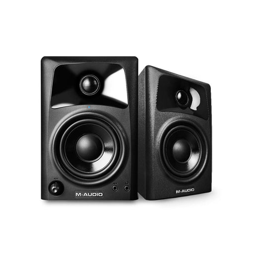 M-Audio AV32 Active Compact Desktop Reference Monitor Speakers Pair