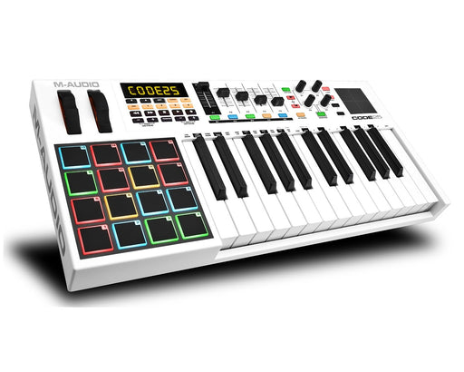 M-Audio Code 25 Keyboard Performance Controller