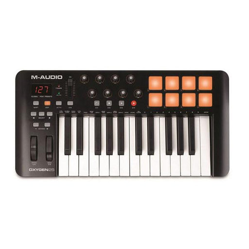 M-Audio Oxygen 25 25-Key USB MIDI Keyboard Controller 4th Generation