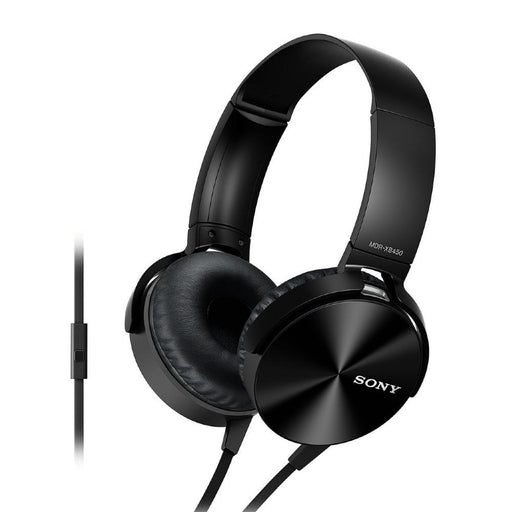 Sony MDR XB450AP Extra Bass On Ear Wired Headphones