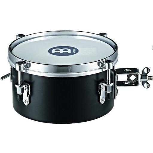 Meinl Percussion MDST8BK 8-Inch Steel Drummer Snare Timbale Black