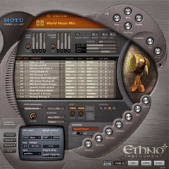 Ethno Instrument 2 Universal World/Ethnic Virtual Instrument Plug-in