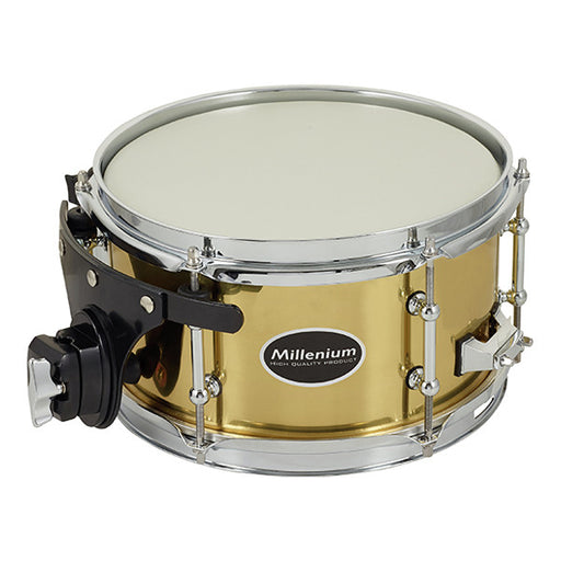 Millenium 10 x 5.5-inch Brass Side Snare Drum