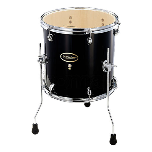 Millenium MX200 Series Floor Tom - Black